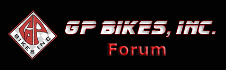 GP Bikes Inc Forum - Powered by vBulletin